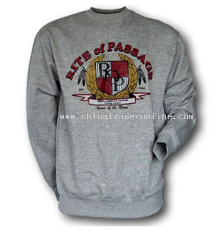 Round Neck Sweat Shirts