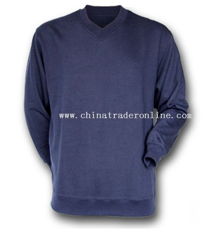 V-neck Sweat Shirts