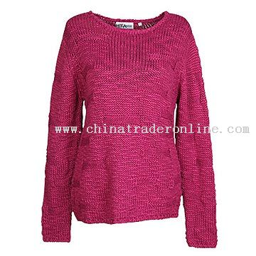 ladie sweater