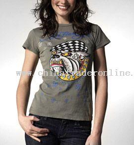 Brand Women Tee Shirts