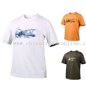COTTON T-SHIRT from China