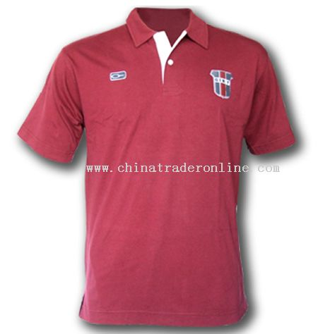 Embroidered polo shirts | Polo Shirts | Custom Polo Shirts