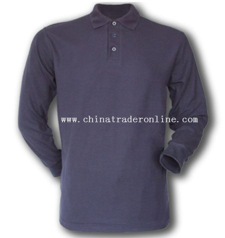 Long Sleeves Polo Shirts
