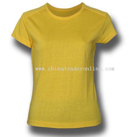 Poly/Rayon T-shirts
