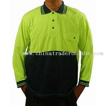 UV Protection Hi-Visibility POLO from China