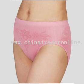Ladies Basic Seamless Boxers