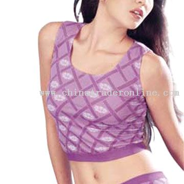 Fashionable Seamless Camisole from China