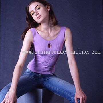 Ladies Seamless Vest