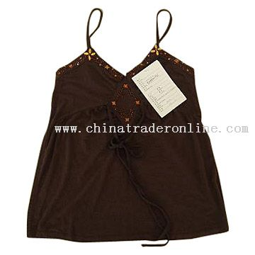 Women Gallus Vest from China