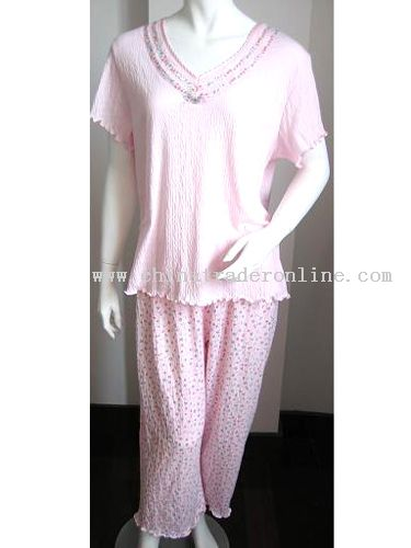 Sleepwear from China