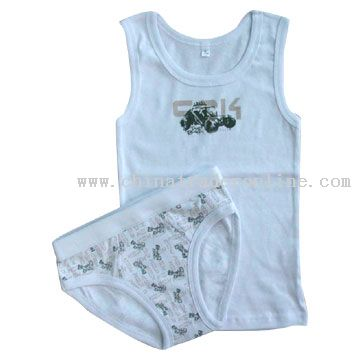Boy Top Set from China