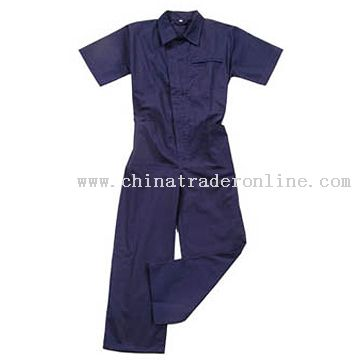 Short Sleeve Coverall