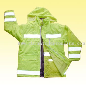 2 in 1 Parka High Visibility Clothing