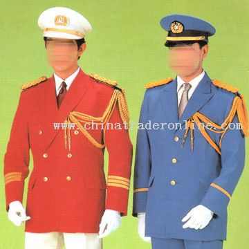 Security Uniform from China
