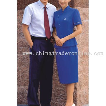 Uniform from China