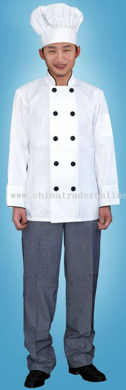 CHEF SUITS