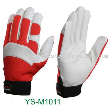 Mechanic Gloves (Cowskin)