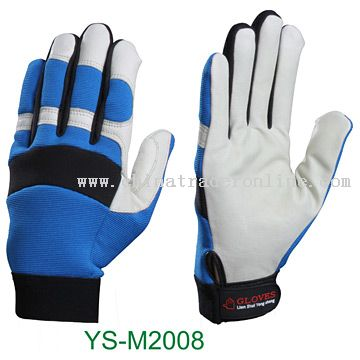 Mechanic Gloves (Goatskin)