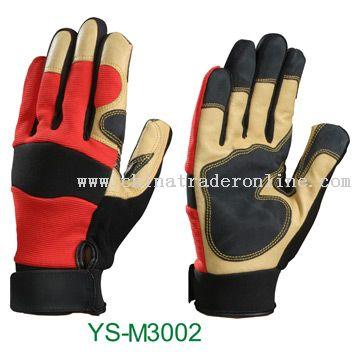 Mechanic Gloves (Pigskin / Cowskin)