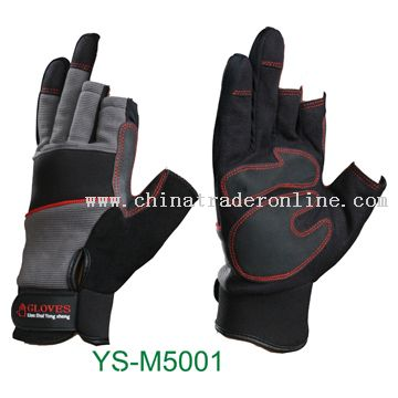 Mechanic Gloves (Synthetic Leather)