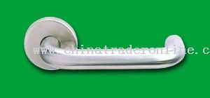 Lever handle stainless steel tube