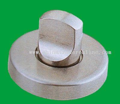 Stainless steel thumb turn