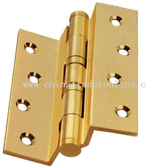 2 Ball bearing brass crank  hinge