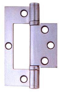 stainless steel flush hinge