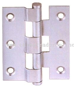 stainless steel plain joint crank   hinge
