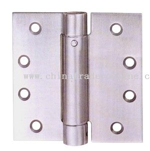 stainless steel single action (America type) spring hinge