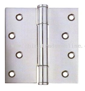 three knuckles stainless steel hinge from China