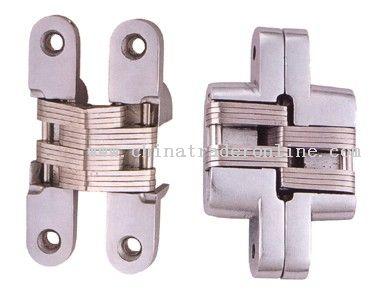 zinc alloy conceal hinge