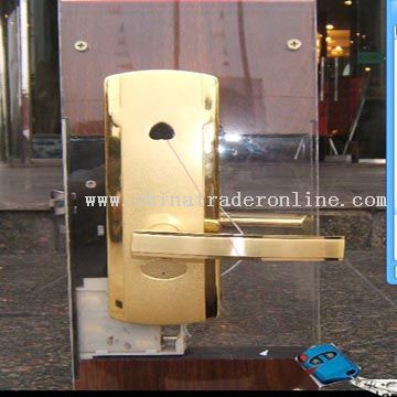 Infrared Reomote Control Door Lock