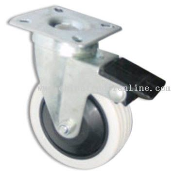 3inch Swivel Caster With Brake