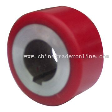 Polyurethane Wheel With Steel Center