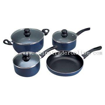 7pcs Cookware Set