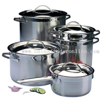 9pc Cookware Set