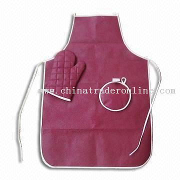 Heat-resistant Cooking Apron