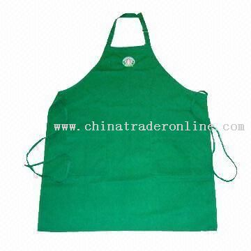 Promotional Aprons with Embroidered Logos