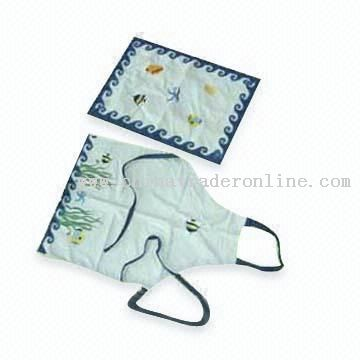 Promotional Printed Apron Set
