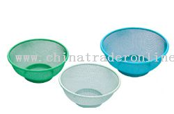 Sprayed mesh basket from China