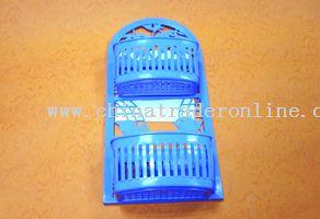double layer hang basket