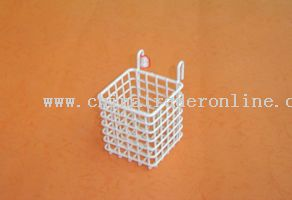 little iron cage