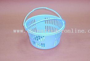 round hand basket from China
