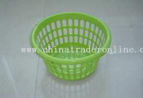 round shape clothes basket