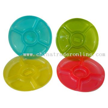 Chip & Dip Tray from China
