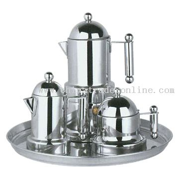 Espresso Coffee Maker Set From China