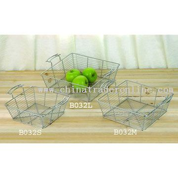 Fruit Wire Baskets