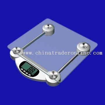 3kg Four Sensors Glass Kitchen Scale