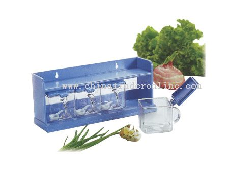 4PCS CONTAINER SET